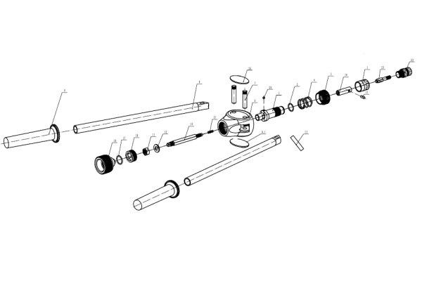 Ersatzteile Pull-Link® PL-10NS